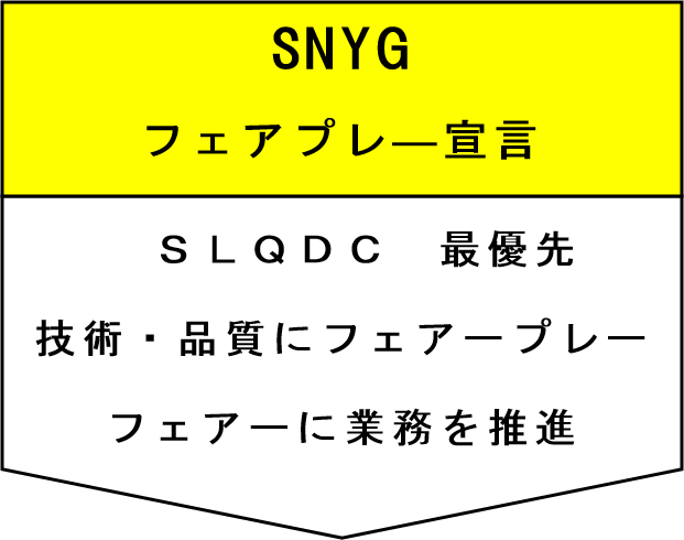 SNYG Declaration of Fair Play